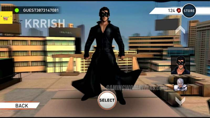 Krrish 3 game download v1.6.0 (Mod Apk + Data) I 2019