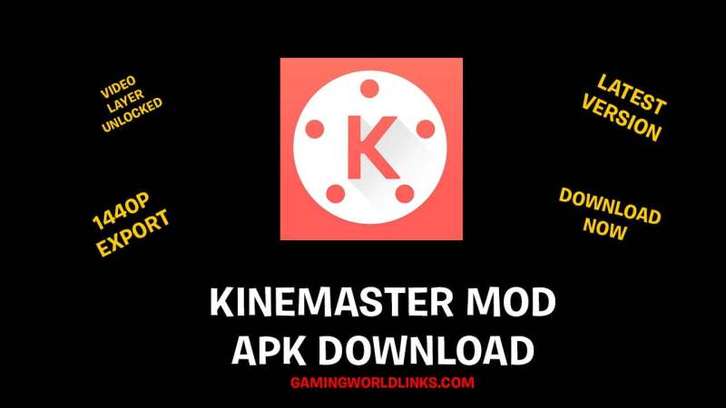 Download Unlocked KineMaster Mod APK (v11.4) 2019