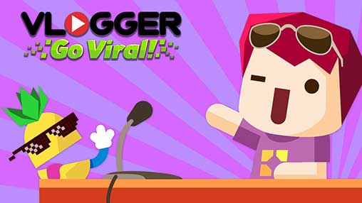 Download Vlogger Go Viral Mod Apk 2.11 For Android (Unlimited Gems)