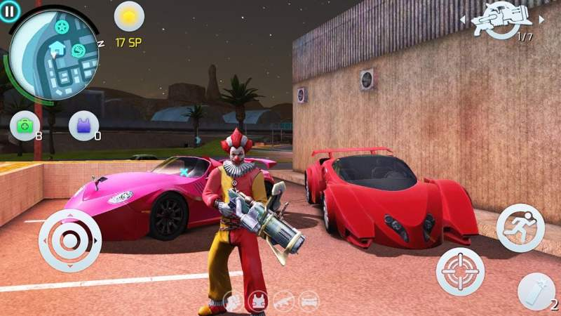 Gangstar Vegas Mod Apk 4.1.0h + Mod VIP + Data Unlimited Money
