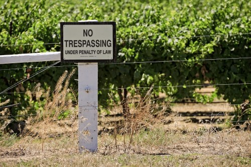 What is Trespassing in Wisconsin - Carlos Gamino