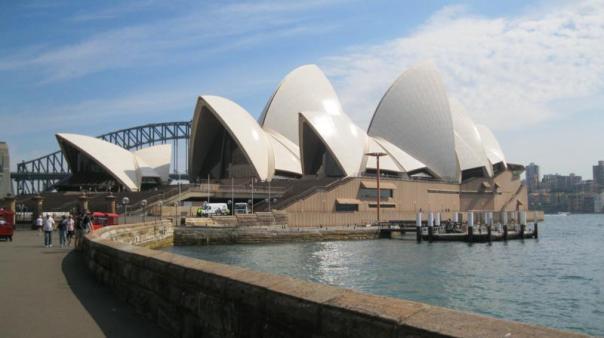 Opera House , en Sidney .