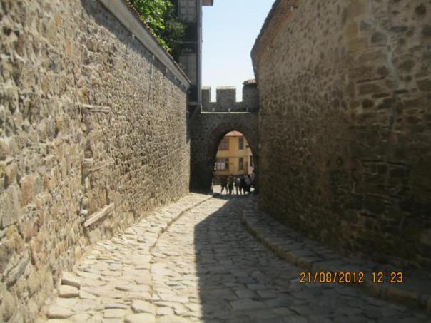 Parte medieval , en Plovdiv .