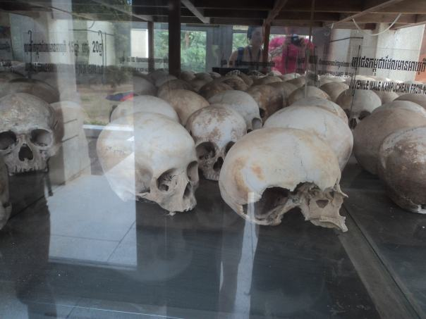 Killing Fields , Camboya .