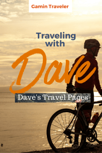 Interview with Dave from Dave's Travel Pages