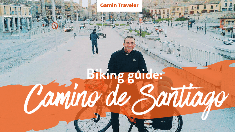 cycling camino de santiago, camino de santiago by bicycle, cycling camino de santiago in a low budget, routes for cycling camino de santiago, tips for cycling camino de santiago, camino cycle routes,