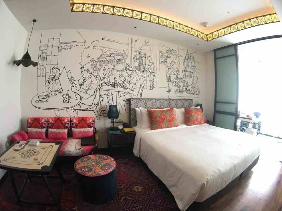 Hotel Indigo to stay Travel Dingapore
