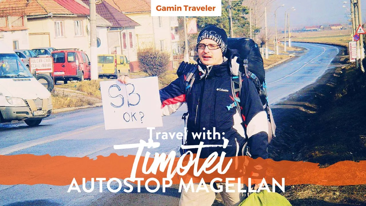 Interview with Timotei Rad of Autostop Magellan Travel Blog -Featured