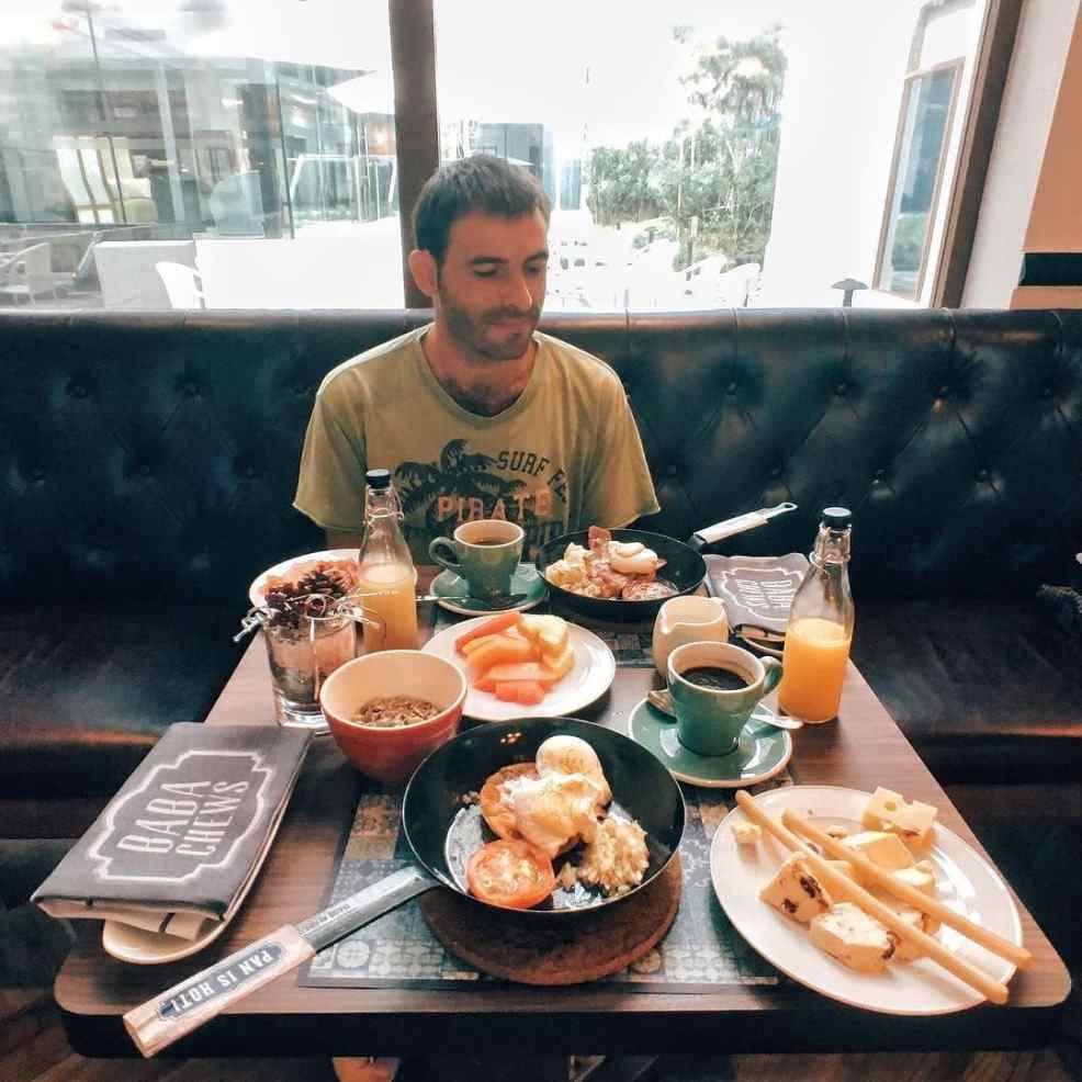 Eating travel Singapore, food budget travel in Singapore