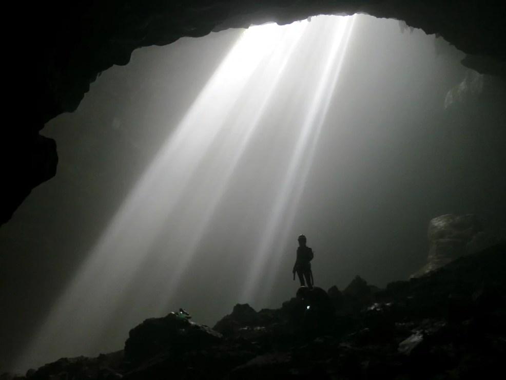 Jomblang Cave, Hidden Gem.