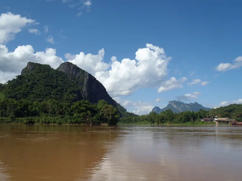 Mekong River, Hidden Gem in Asia.