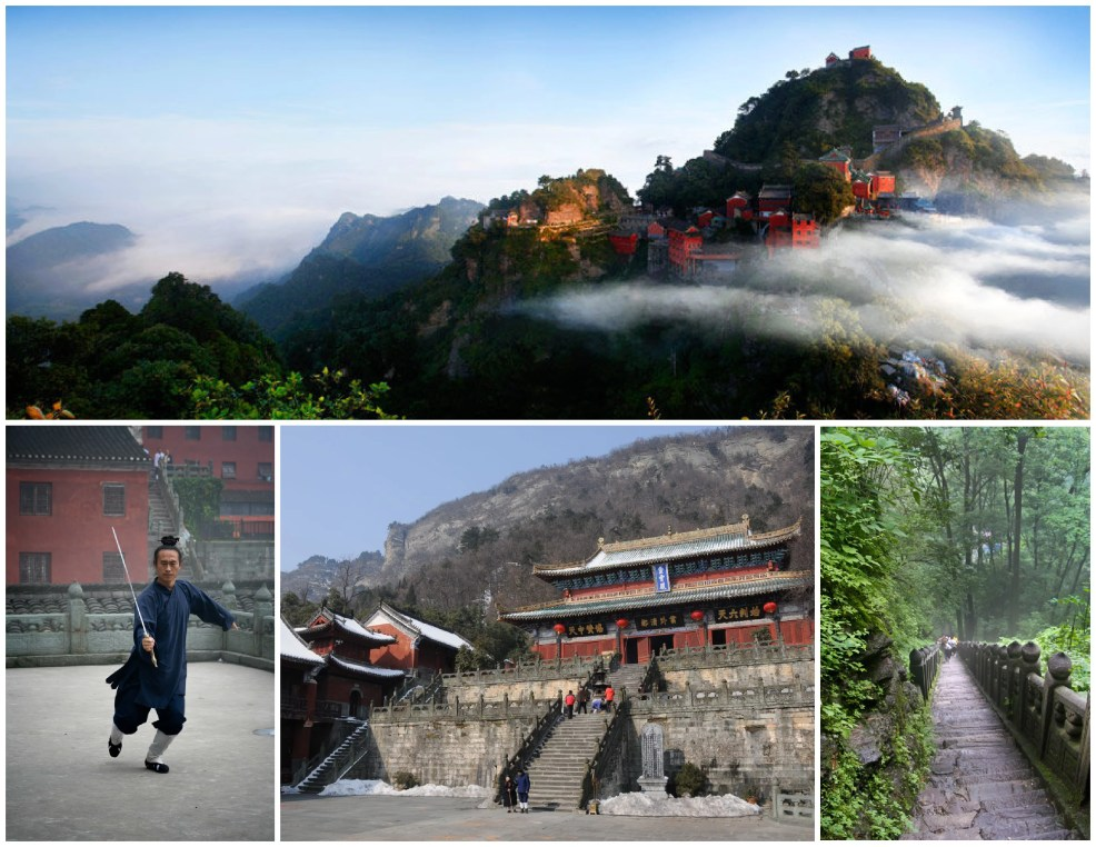 Wudang in China. Hidden Gem