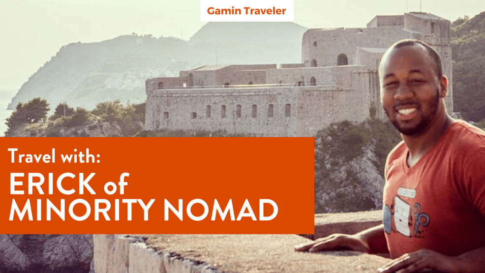 Travel Interview with Erick of Minority Nomad - Featured