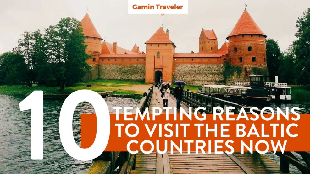 10 Reasons to visit the Baltic Countries - Travel Guides in Facebook