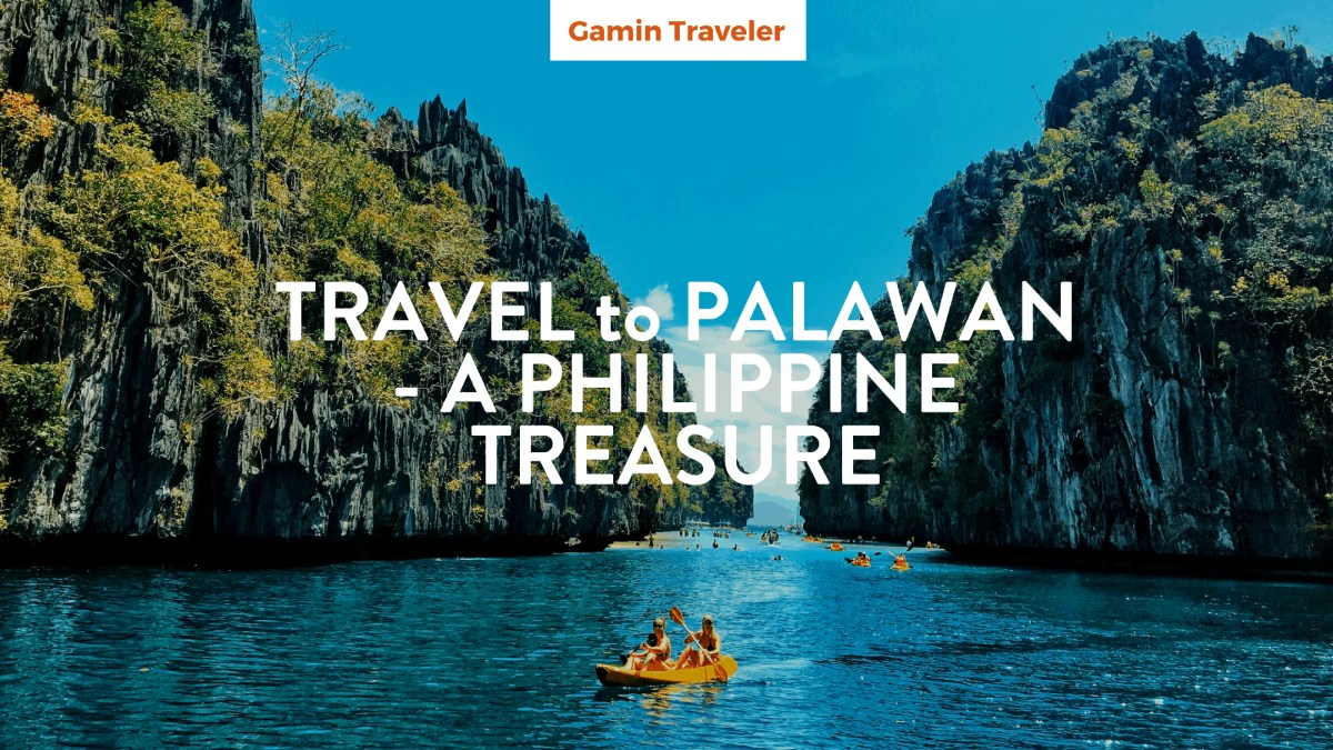 Palawan Travel - A Philippine Treasure Destination