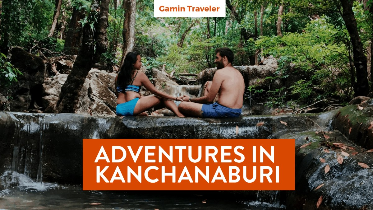 Visiting Kanchanaburi: Erawan Waterfalls and River Kwai