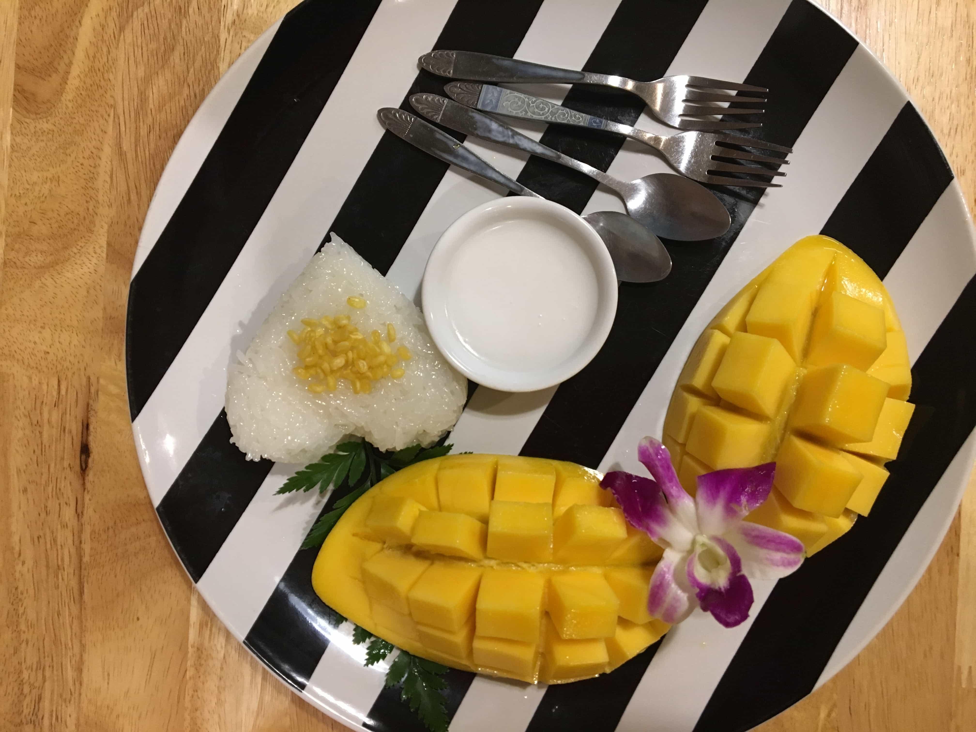 Visit Chiang Mai: Mango Sticky Rice