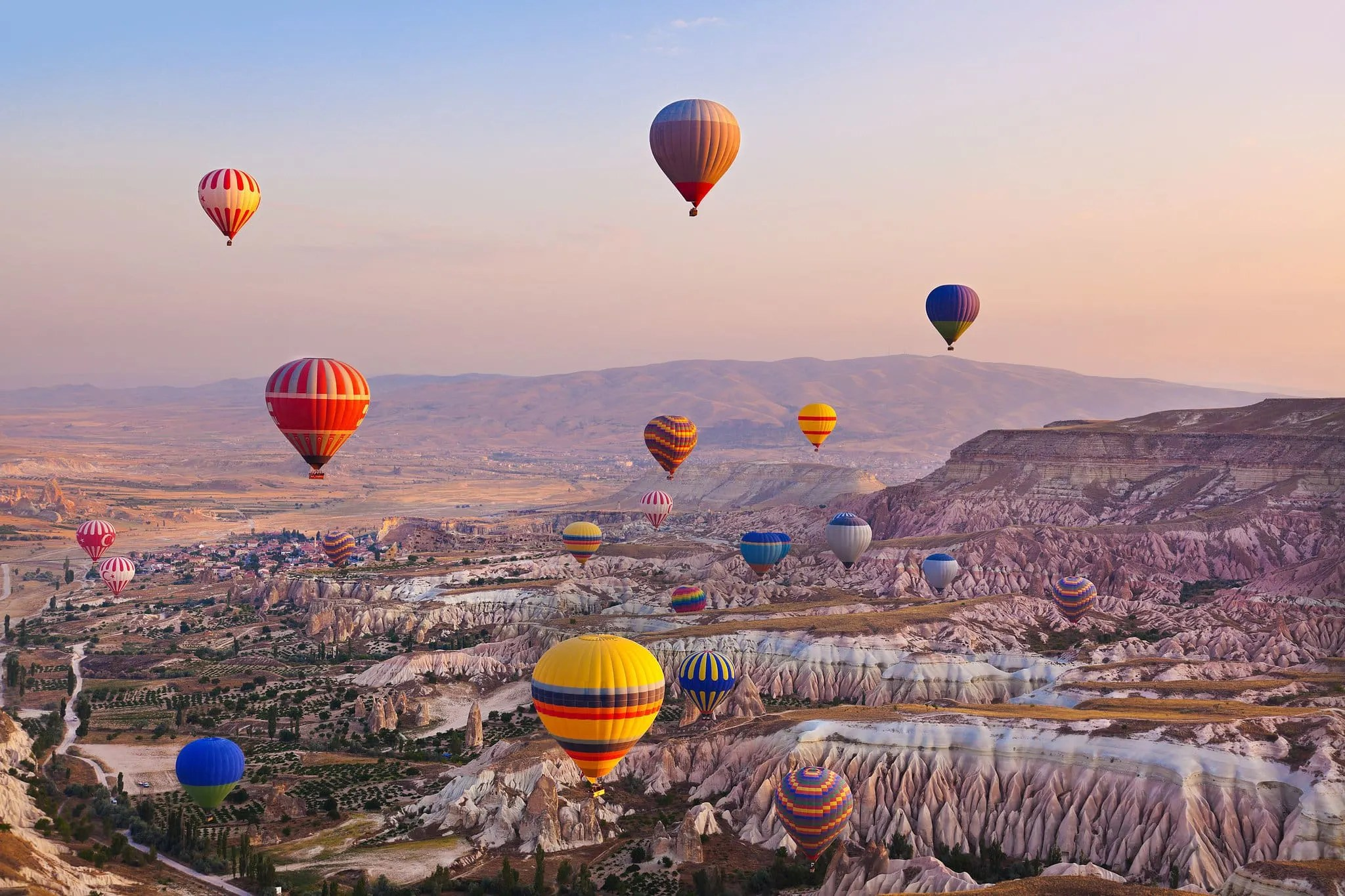 Cappadocia is a must in our travel guide to Turkey