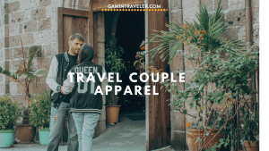 Travel couple apparel for you and your partner