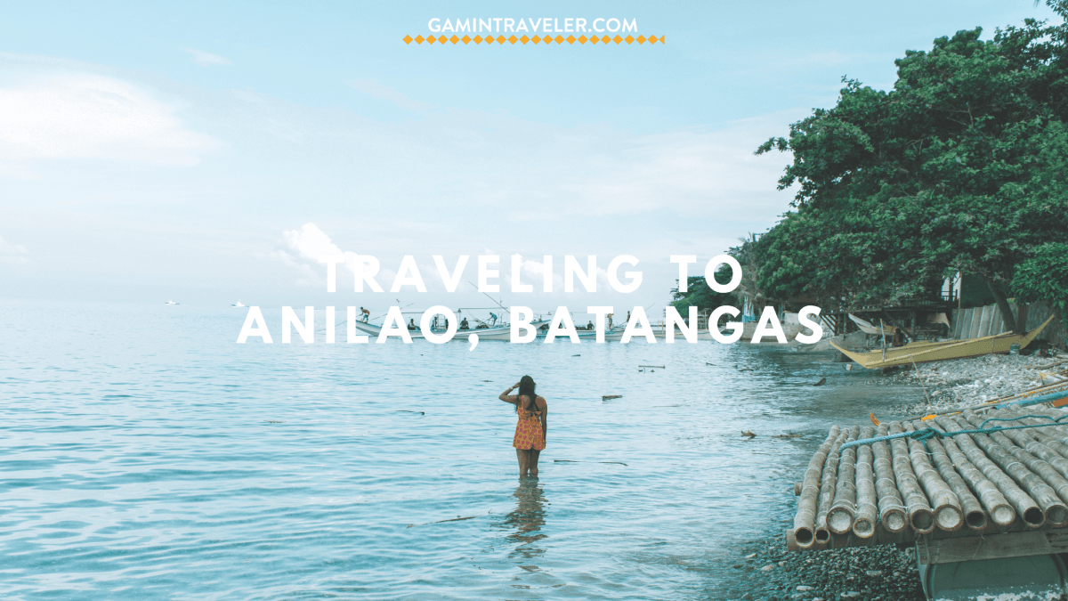 Visiting Anilao: What To Do, Where To Sleep