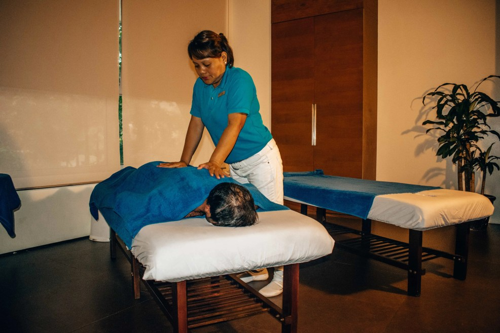 how to get to Nasugbu from Manila, massage at Pico de Loro