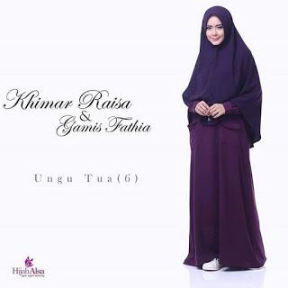 Gamis Fathiya Hijab