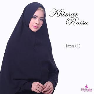Gamis Raisa Hijab