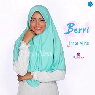 Hijab Alsa Berri Tosca Muda