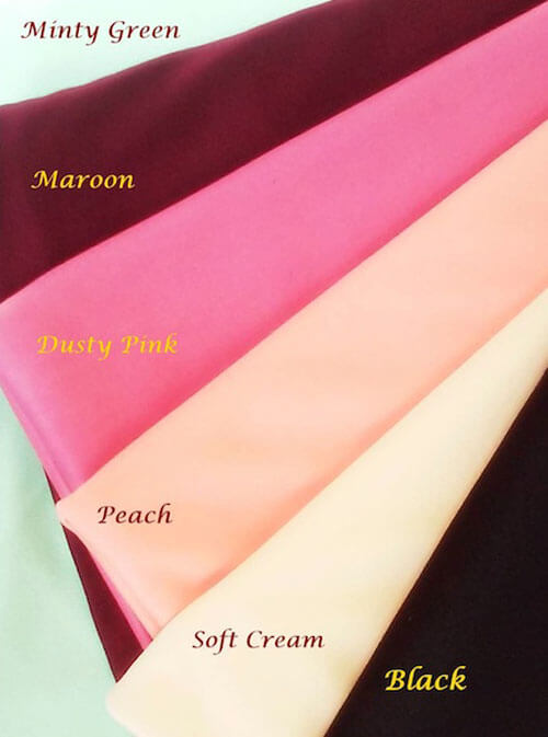 bahan kain hicon