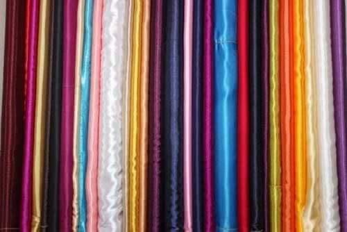 bahan kain katun silk sutera