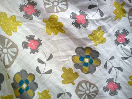 contoh bahan kain katun paris