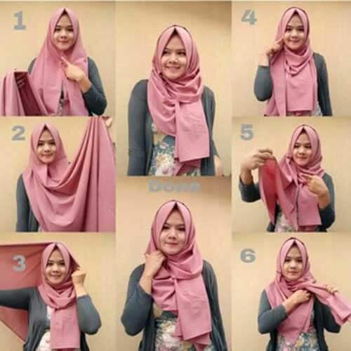 model-jilbab-pashmina-simpel-2