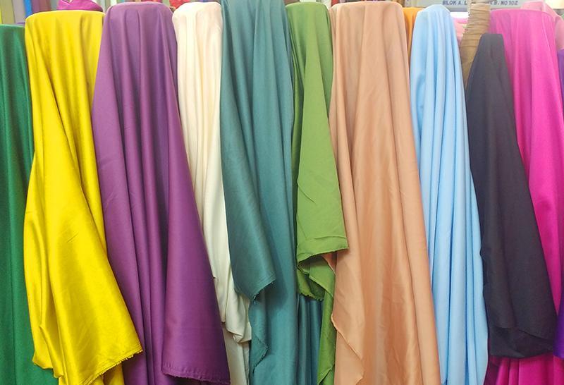 Inilah Kain Satin Jenis Dan Penggunaannya Bagi Fashion Muslimah