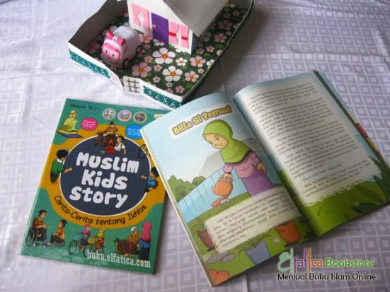 Muslim Kids Story Cerita-cerita Tentang Ikhlas