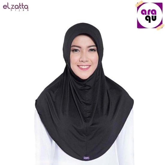 contoh jilbab bergo untuk berolah raga