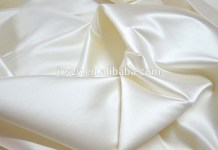 bahan kain satin bridal duchess