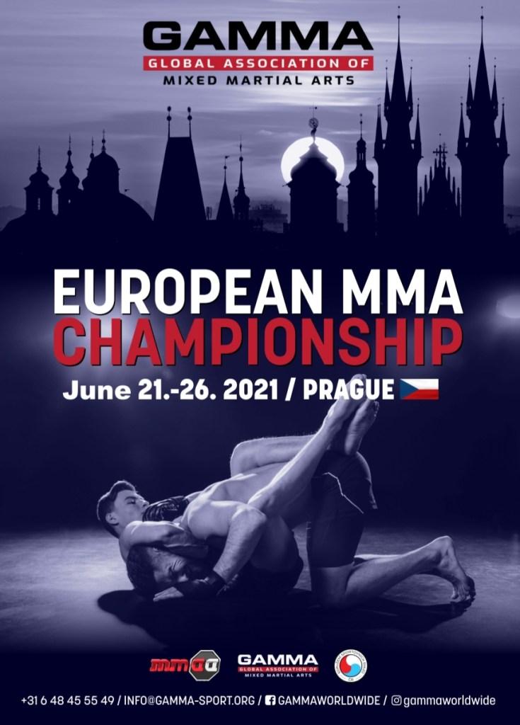 Prague Next Capital Of European Mixed Martial Arts