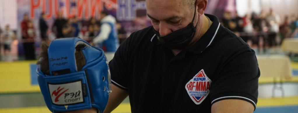 Behind The Scenes: Rishat Sayapov, President Of RF-MMA
