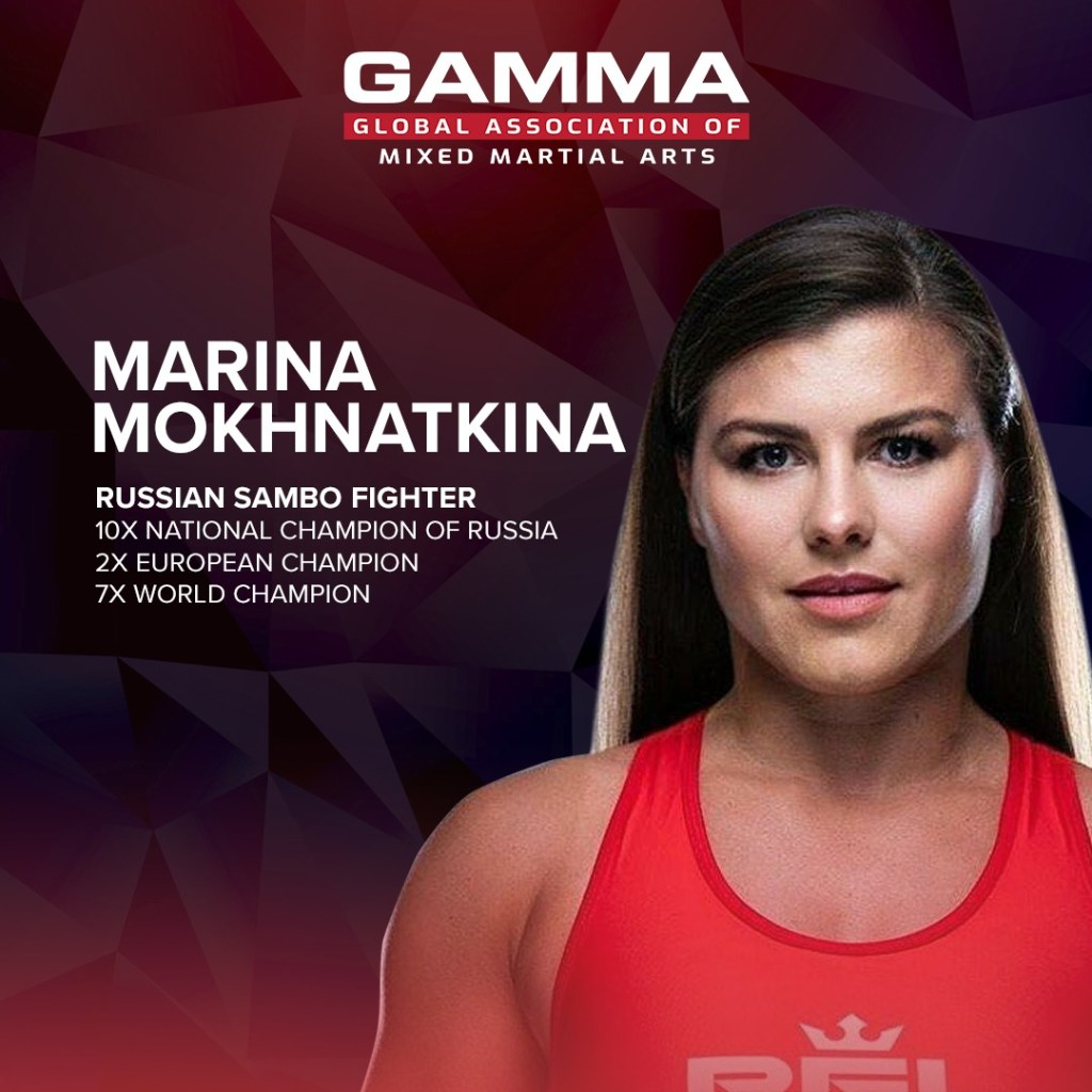 Sambo Legend Mokhnatkina To Give Athletes Greater Voice At Asian Championship