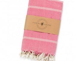Hamam handduk | Raspberry sorbet