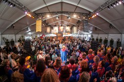 Glide Memorial Church's choir brings down the house/tent to close out SF Chefs 2013
