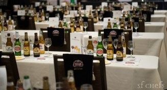from the 'Chef Charles Phan: A Modern Pairing With Distinct Belgian Beers' class presented by Stella Artois on Sunday morning