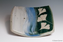 Gingko Slab Plate