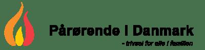 Pårørende i Danmark logo