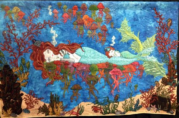 page johnson mermaid dreams