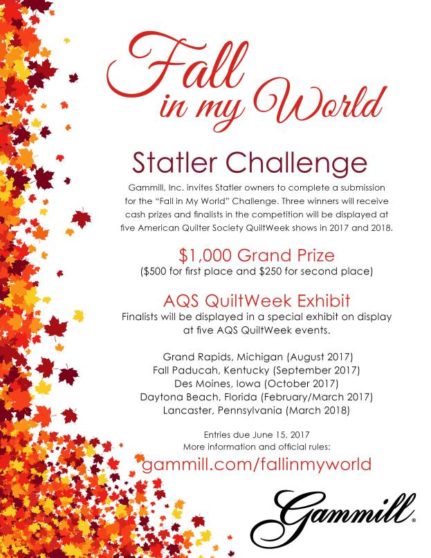 fall in my world flier