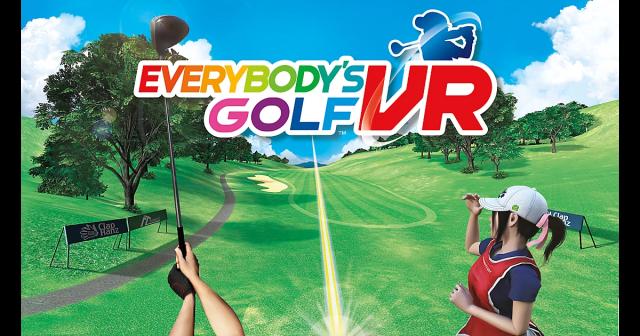 Everybodys Golf VR für den Artikel Sony Playstation VR 2 offiziell angekündigt