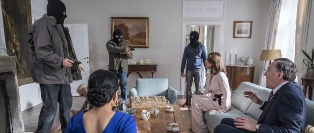 Filmkritik Dark Justice - Entführungsszene Filmausschnitt