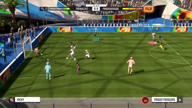 FIFA 22 Volta Football Screenshot