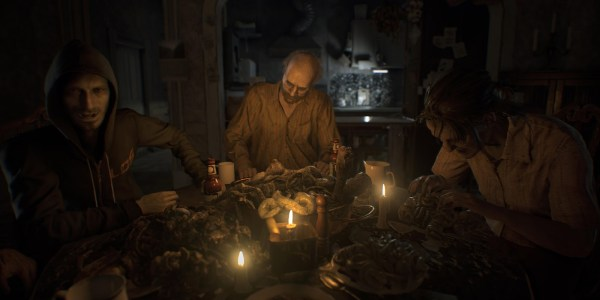 Resident Evil VII: Biohazard VR Review Dinner With The Bakers Image